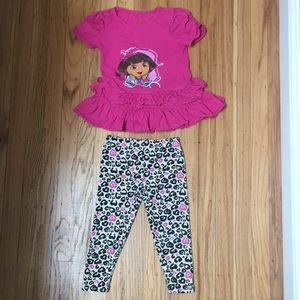 Dora the Explorer Outfit